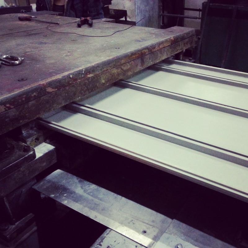 Pultruzyon Üretim Hattımız